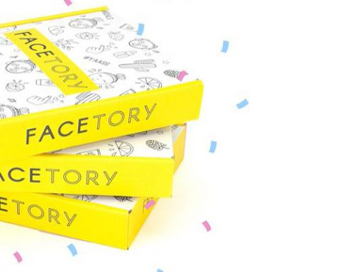 Facetory Review – Face Mask Subscription Box