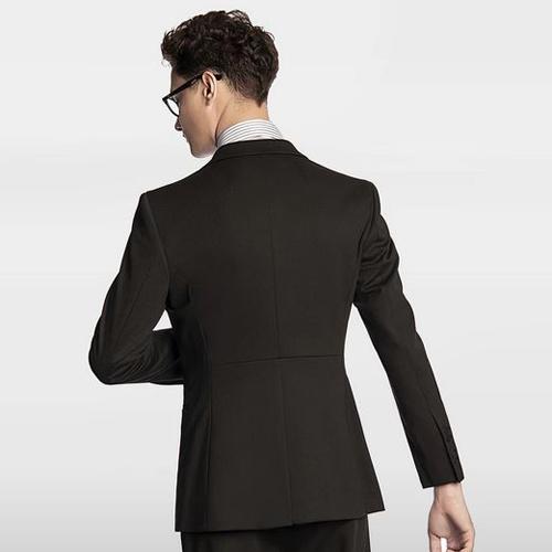 X Suit Jacket Back