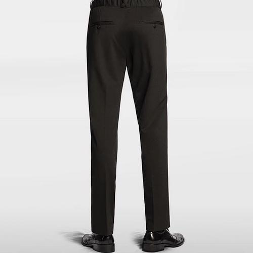 X Suit Pants Back