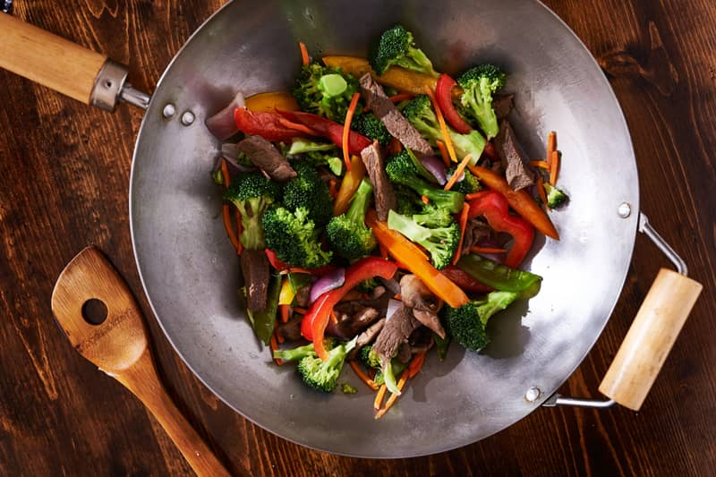 best type of wok for electric stove