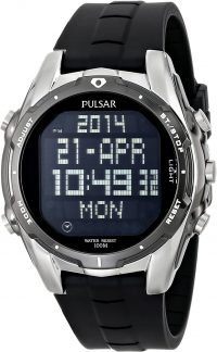Pulsar PQ2003 Digital Quartz Watch