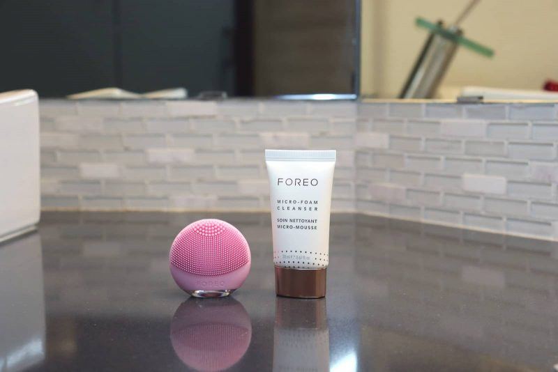 Foreo Luna Go Unboxed