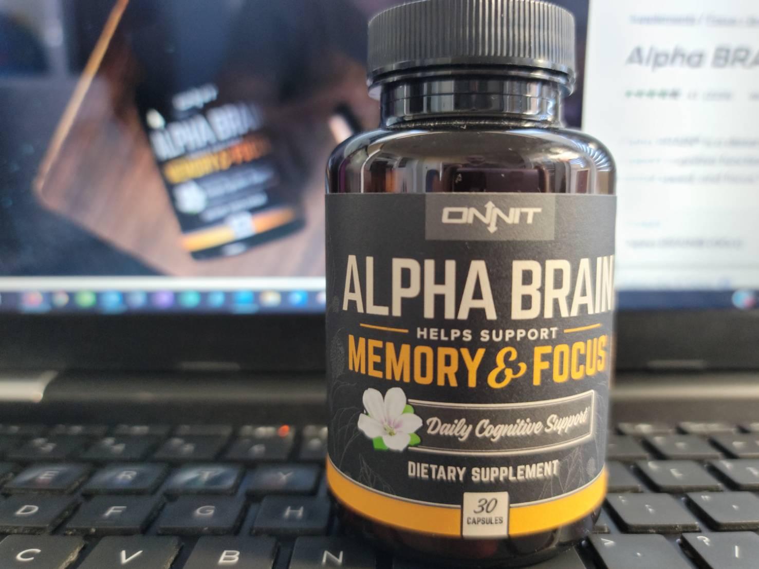 Is Alpha Brain Legit?