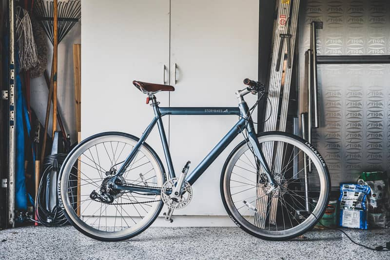 Electric Road Bike from Story Bikes