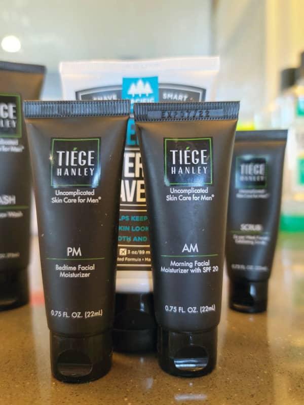 Tiege Hanley Review - Aftershave