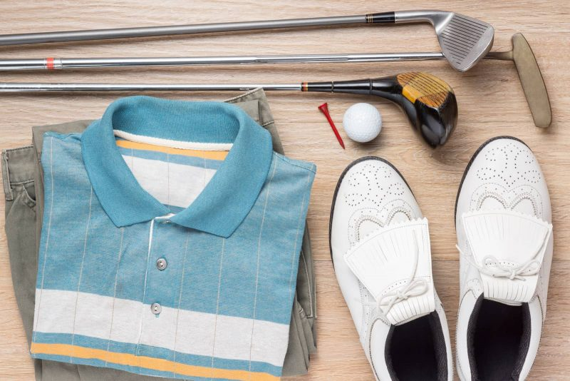 Golf Apparel Shopping Guide