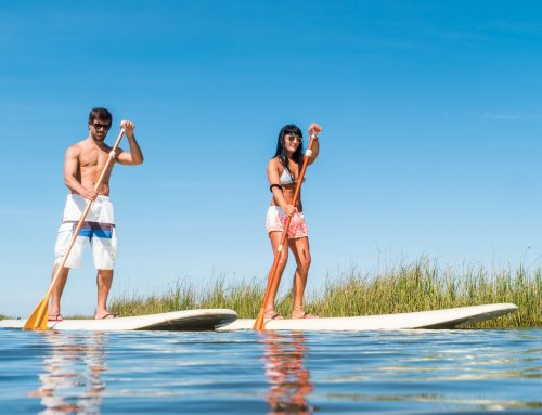 What's the best inflatable paddleboard under $500?