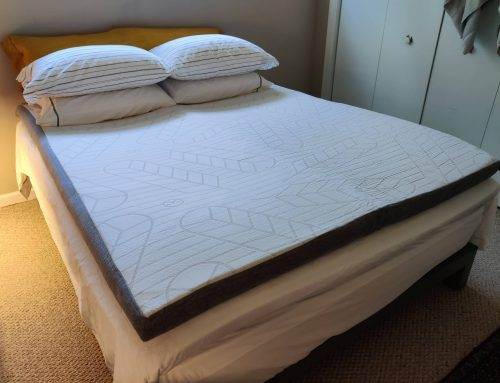 Sleepyhead Copper-infused Mattress Topper Review